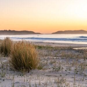 Racecourse Beach Sunrise - Sunrise on a deserted South Coast beach. Does it get any better? Bawley Point, Australia